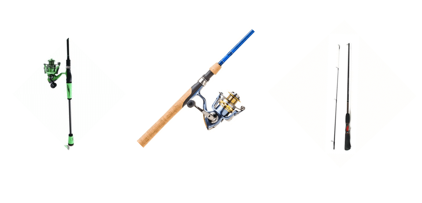top quality spinning rods under 50