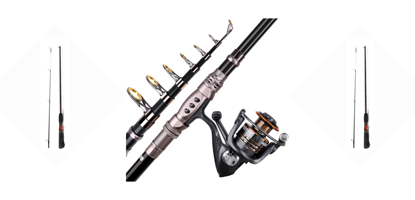 top spinning rods under 100