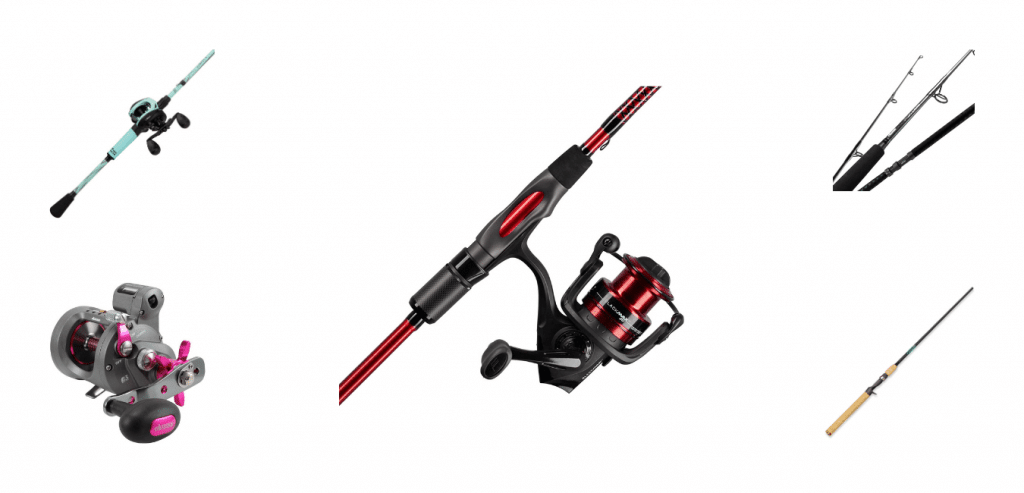 fishing rods brands