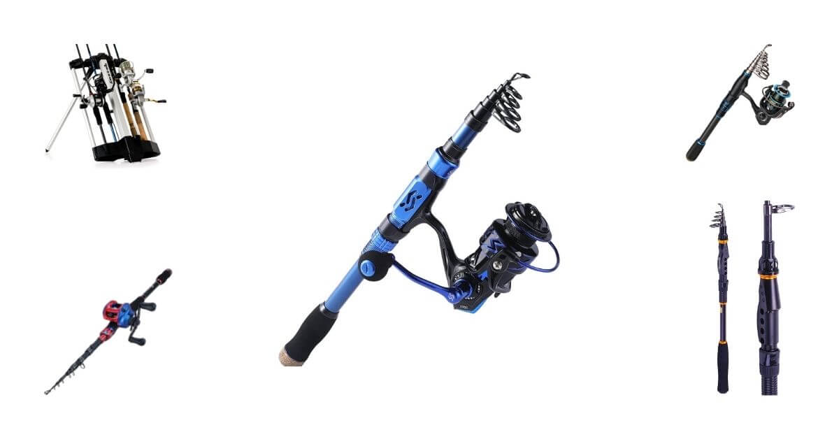best freshwater fishing rods to buy 2021