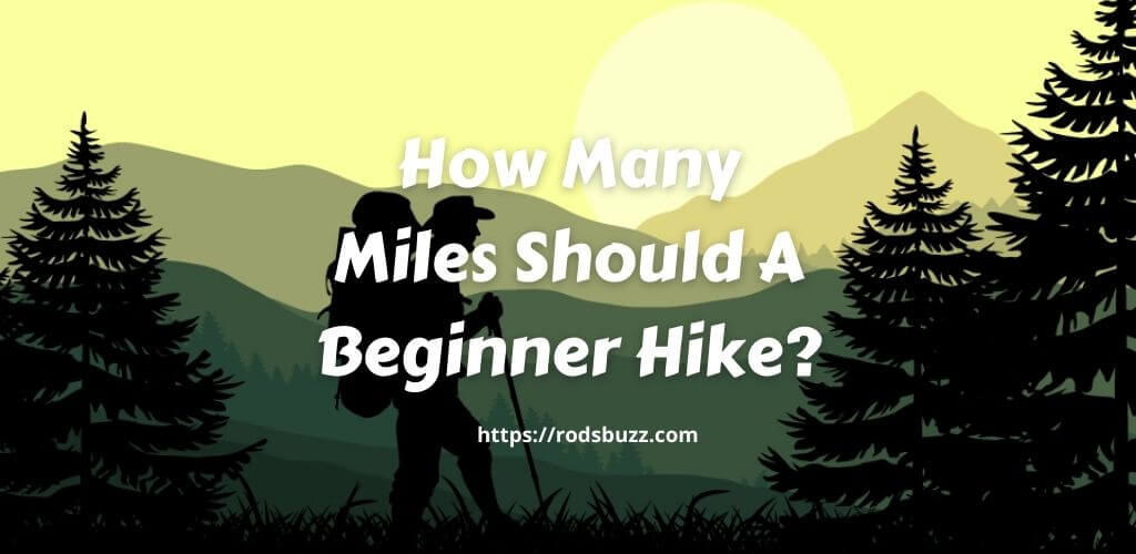 How Many Miles Should A Beginner Hike