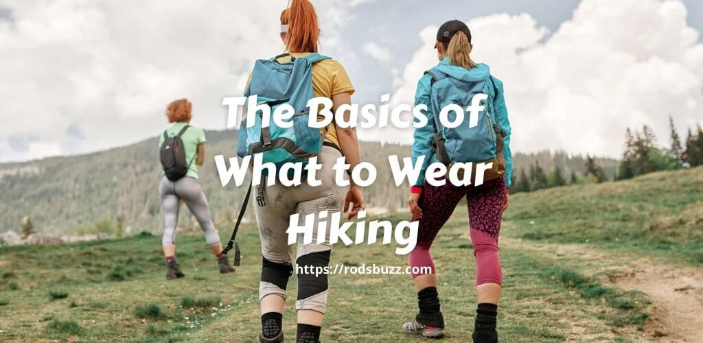 The Basics of What to Wear Hiking