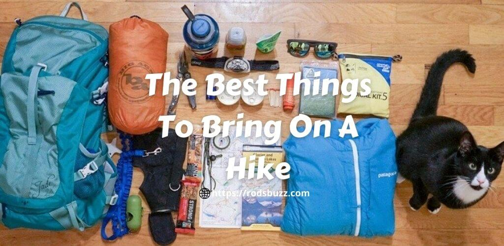 The Best Things To Bring On A Hike